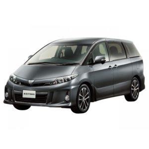Коврики для Toyota Estima