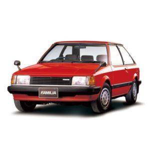 Коврики для Mazda 323