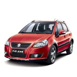 Коврики для Suzuki SX4