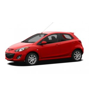Коврики для Mazda 2