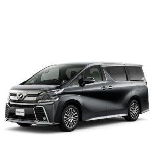 Коврики для Toyota Vellfire