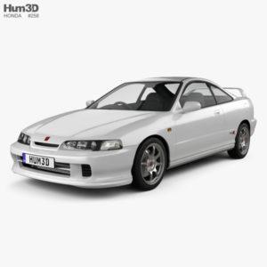 Коврики для Honda Integra