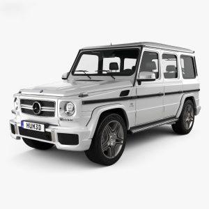 Коврики для Mercedes-Benz G-Class